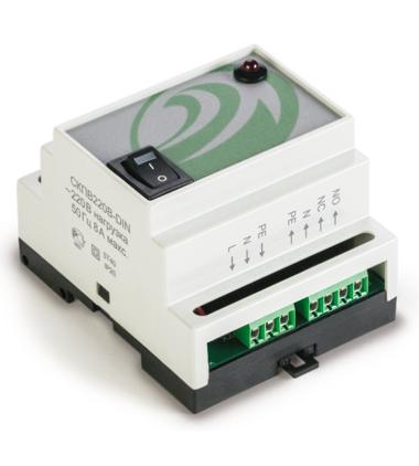 Контроллер СКПВ220В - DIN