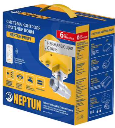 Система Neptun PROFI WiFi ¾